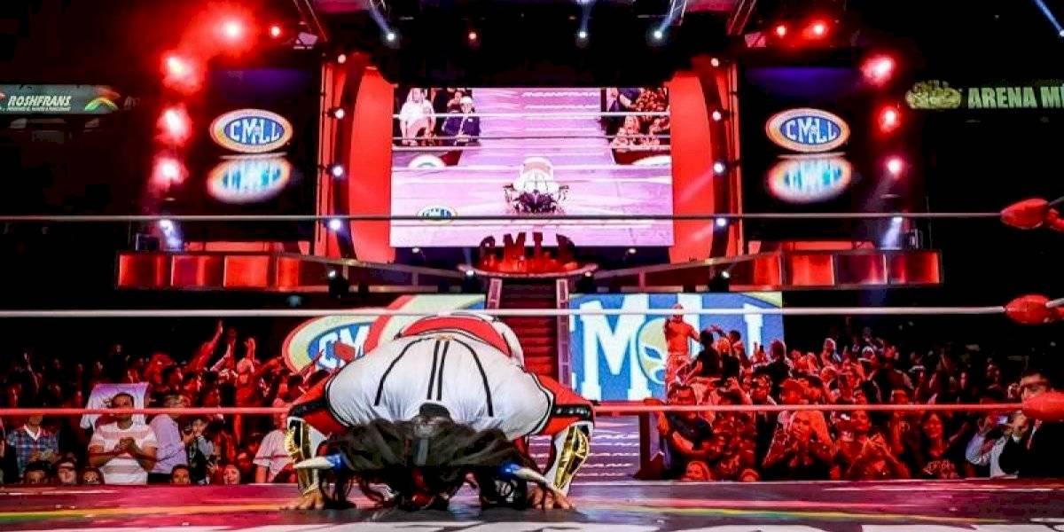 Liger se despide de la Arena México con una gran victoria