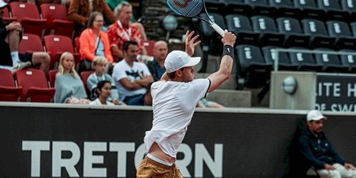 Así vivimos la final del ATP 250 de Bastad que coronó a Nicolás Jarry como flamante campeón