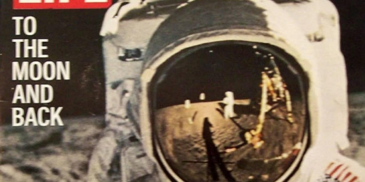 """""""Camino a las estrellas"""": así retrataron los medios internacionales los primeros pasos del hombre en la Luna"""