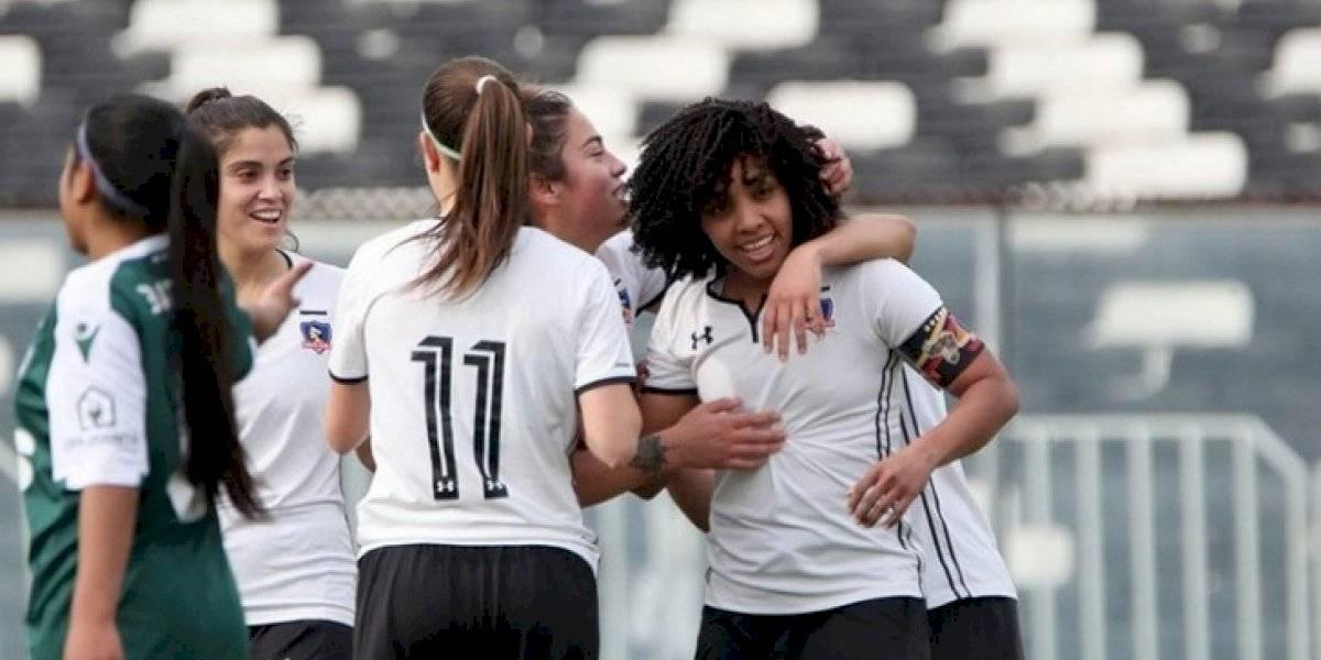 Colo Colo vapuleó a Santiago Wanderers y continúa en la cima del Campeonato femenino