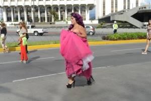 XIX Desfile de la Diversidad Sexual e Identidad de Género.