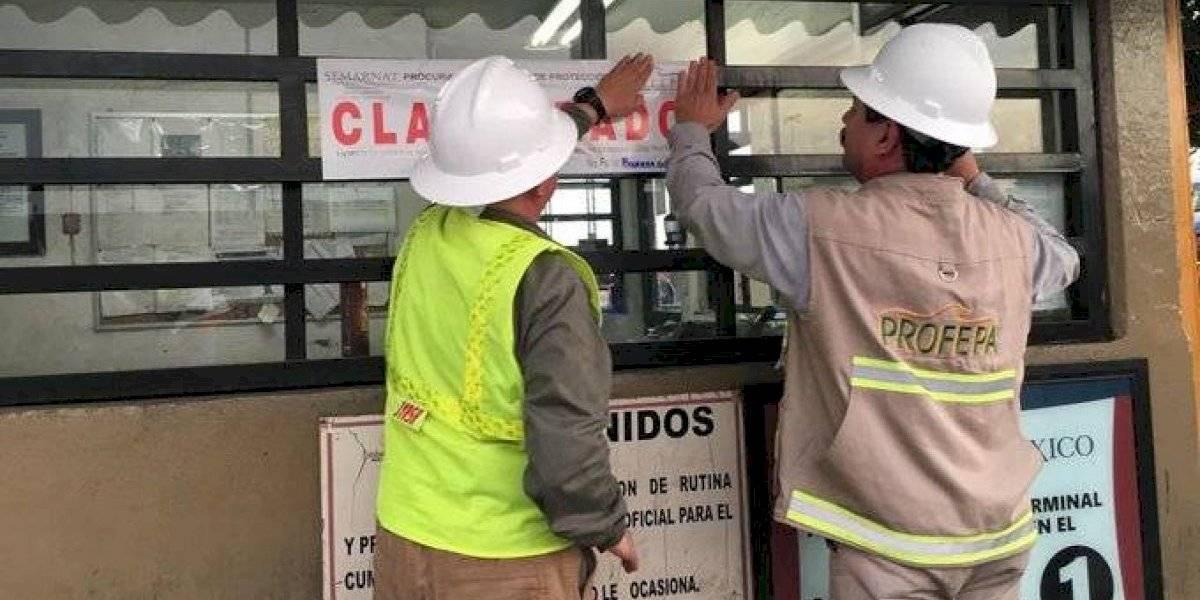 Profepa clausura instalaciones de Grupo México en Guaymas