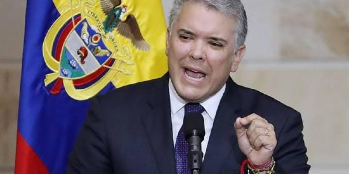 """Duque repudia el asesinato de líderes sociales y se suma a la voz """"Ni uno más"""""""