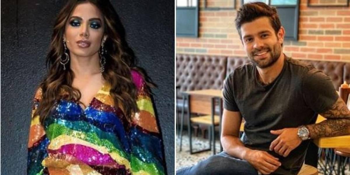 ¿Chef de 'El Desayuno' tuvo una relación sentimental con la cantante Anitta?