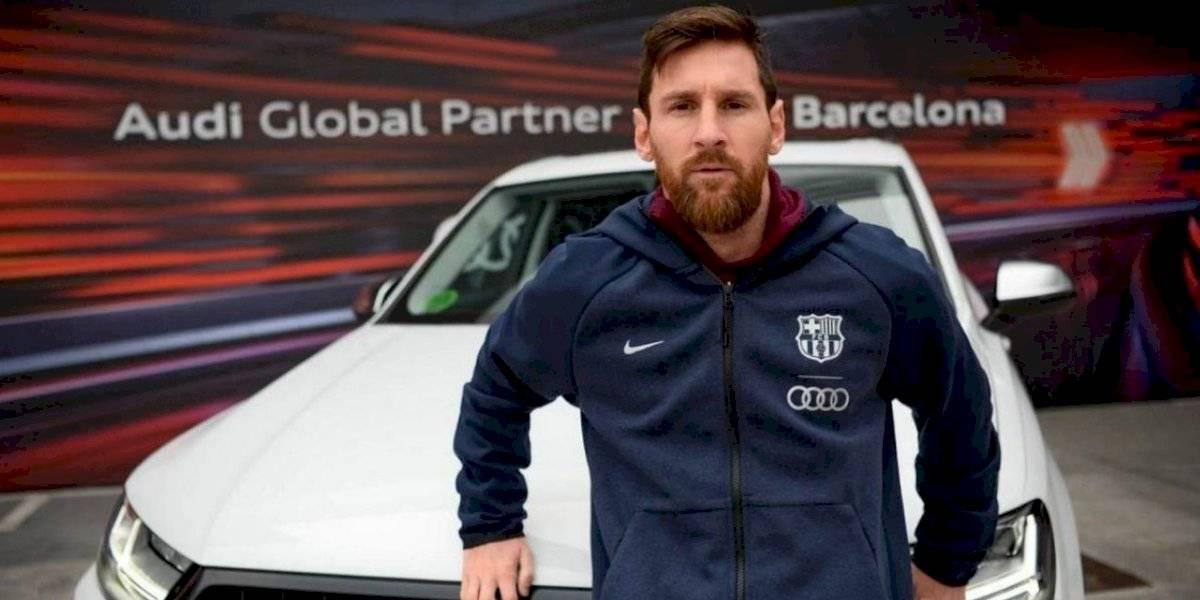Jugadores del Barça tendrán que devolver sus autos a ex patrocinador
