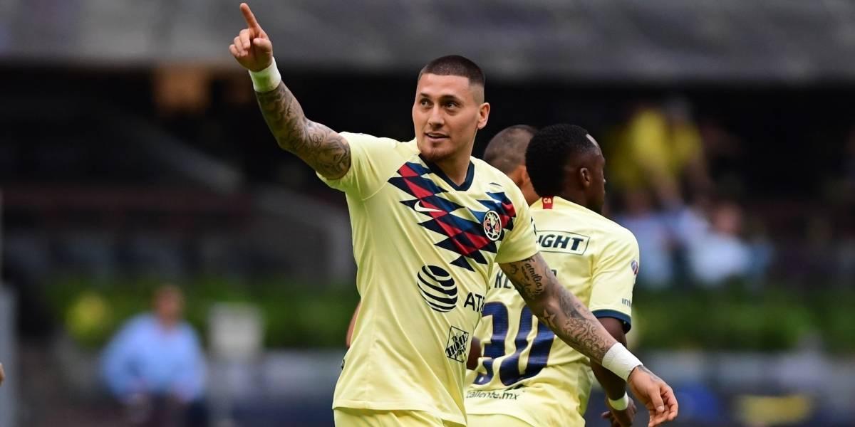 VIDEO: Nico Castillo anota doblete con América en la Jornada 1