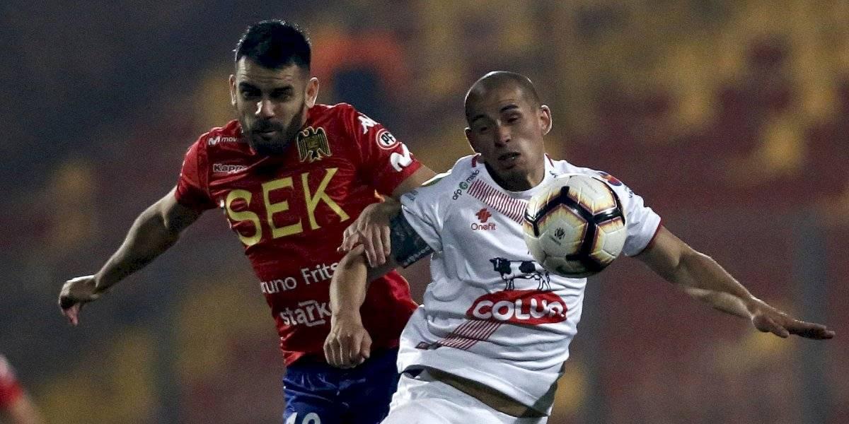 La Copa Chile sigue con problemas: La lluvia suspende el partido entre Valdivia y Unión Española