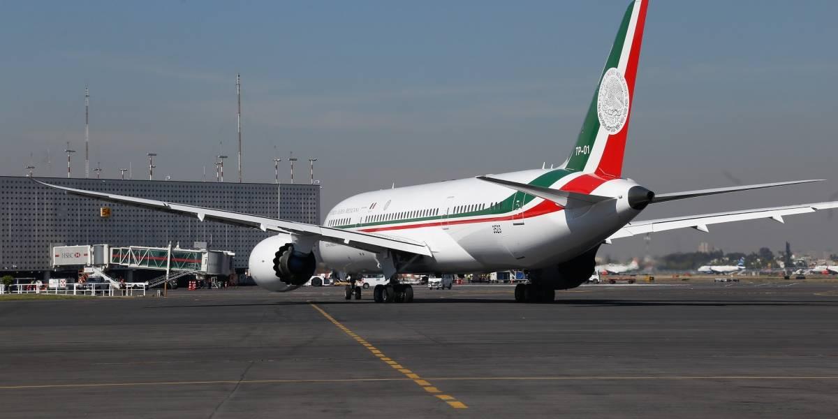 Suman seis interesados en comprar el avión presidencial; Banobras