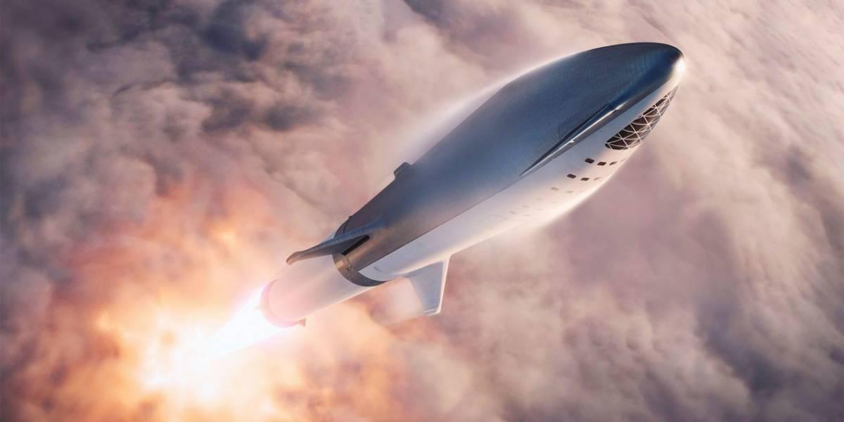 Elon Musk dice que el Starship de SpaceX puede llegar a la Luna en 2021