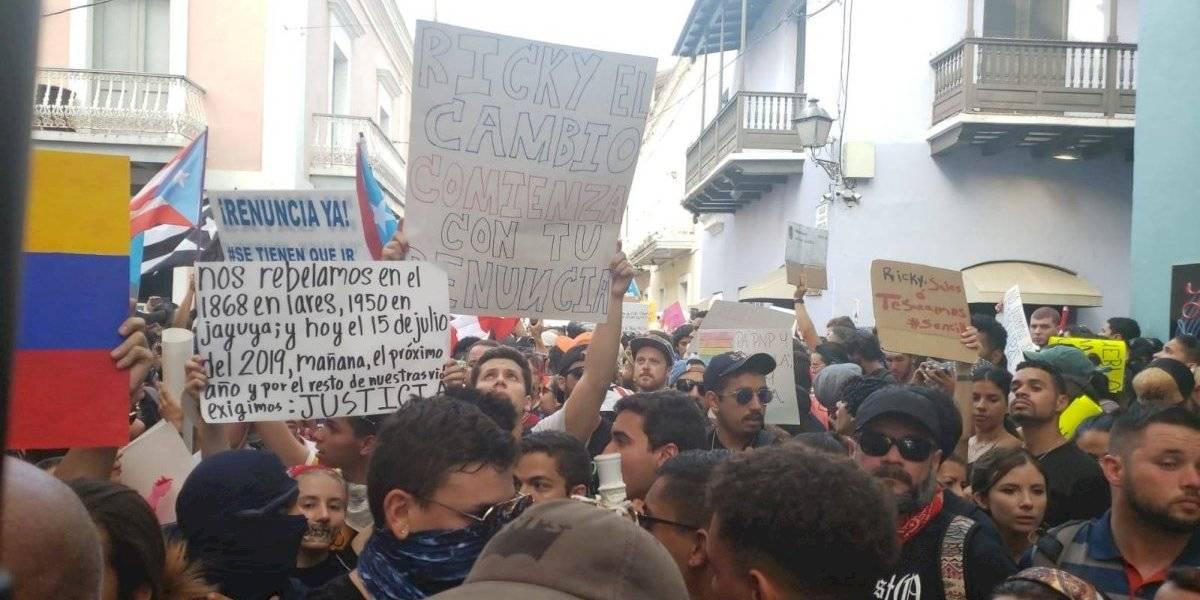 Secretaria de Justicia dará prioridad a procesar vandalismo en protestas