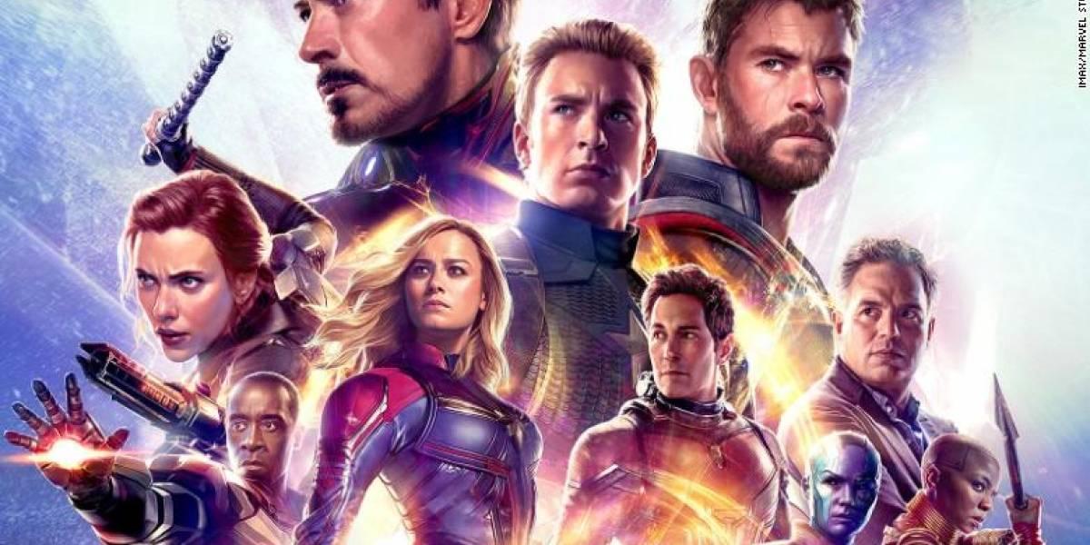 LOCURA TOTAL: Liberan escena jamás vista de Avengers: Endgame