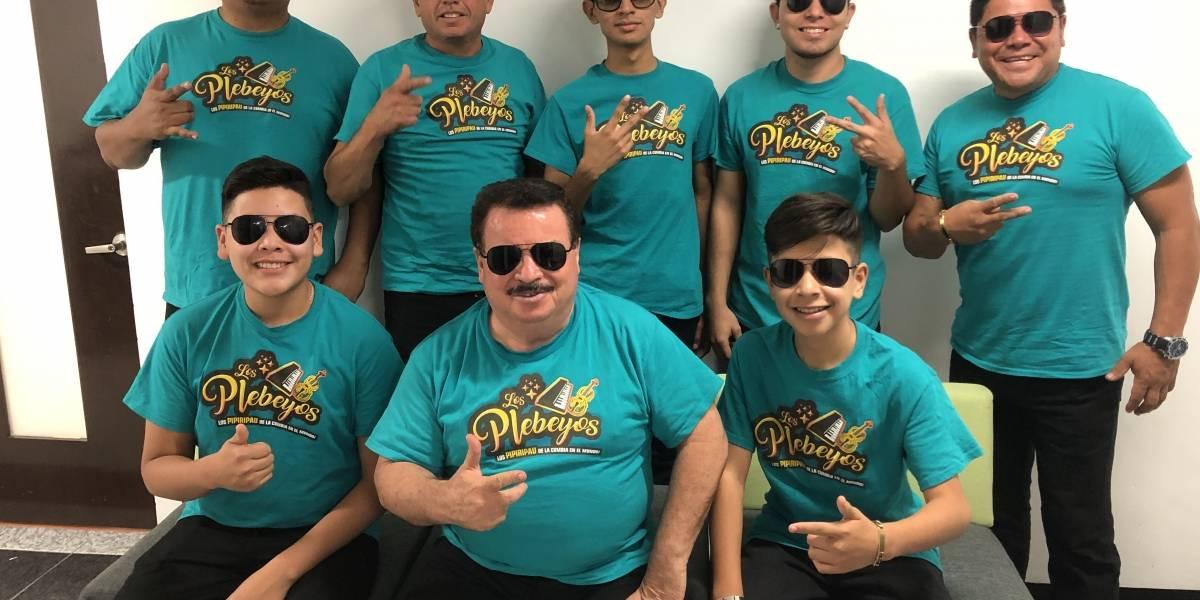 Los Plebeyos le ponen flow al Pipiripau