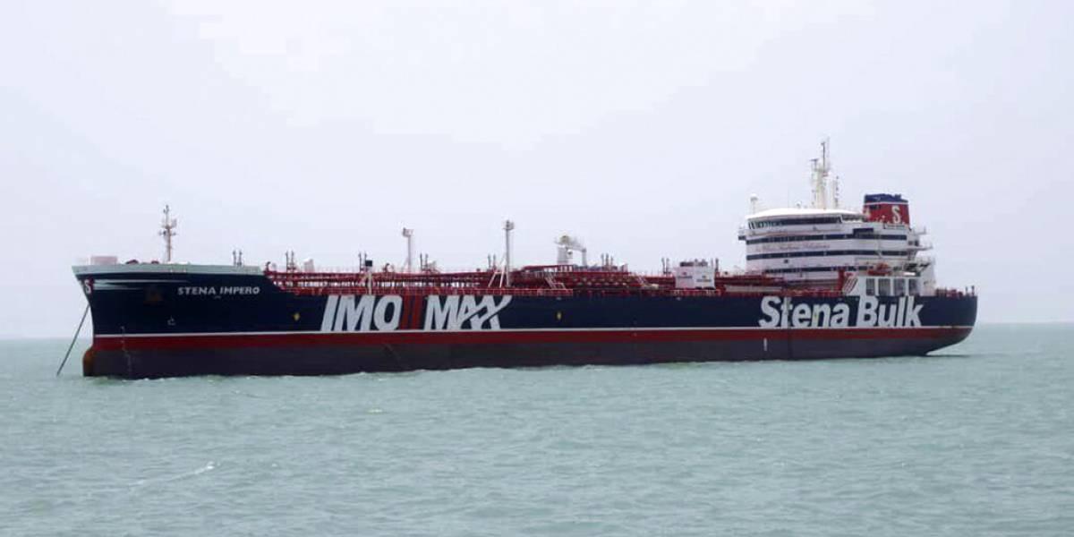 Tensión entre Irán y Reino Unido por captura de dos buques en el estrecho de Ormuz