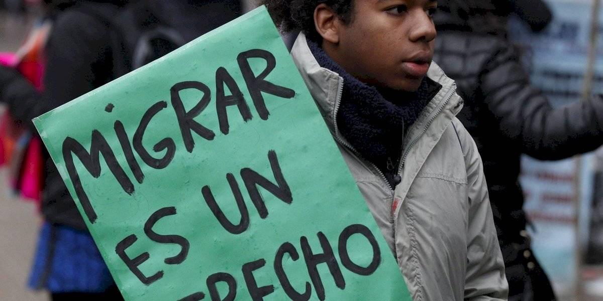 """Piden negar permiso a marcha anti migrante por llamar a asistir """"armados militarmente"""""""