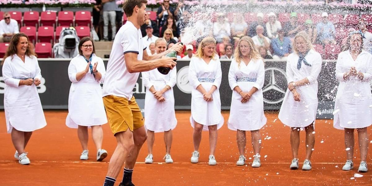 Jarry y Garin hacen historia: El tenis chileno vuelve a festejar dos campeones en el mismo año desde el 2004