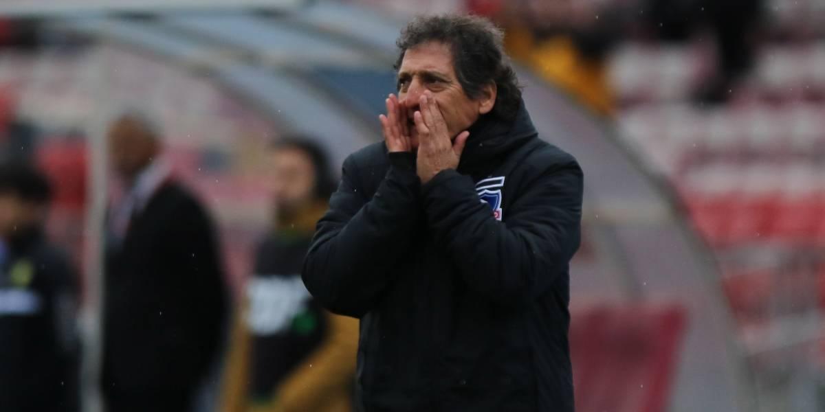 """Mario Salas y la clasificación de Colo Colo ante Barnechea: """"Dejamos bien claras las diferencias"""""""