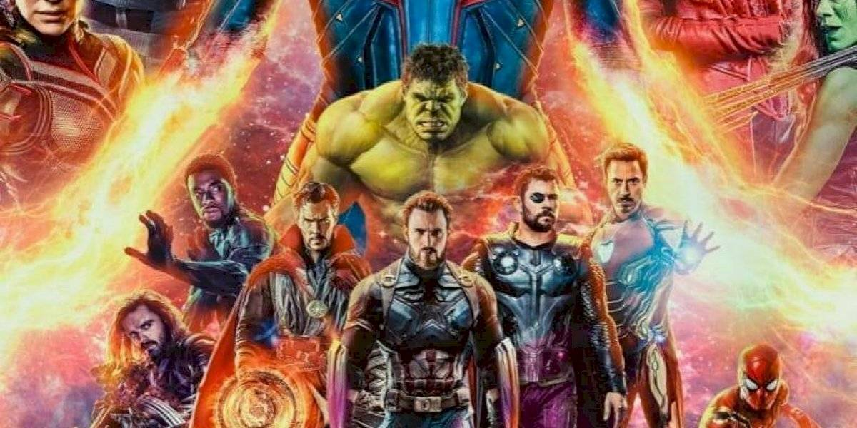 La película independiente que le quitó un récord a Avengers: Endgame