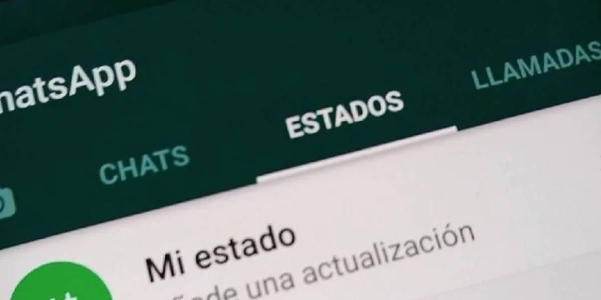 Ya puedes guardar estados de WhatsApp sin utilizar otra aplicación