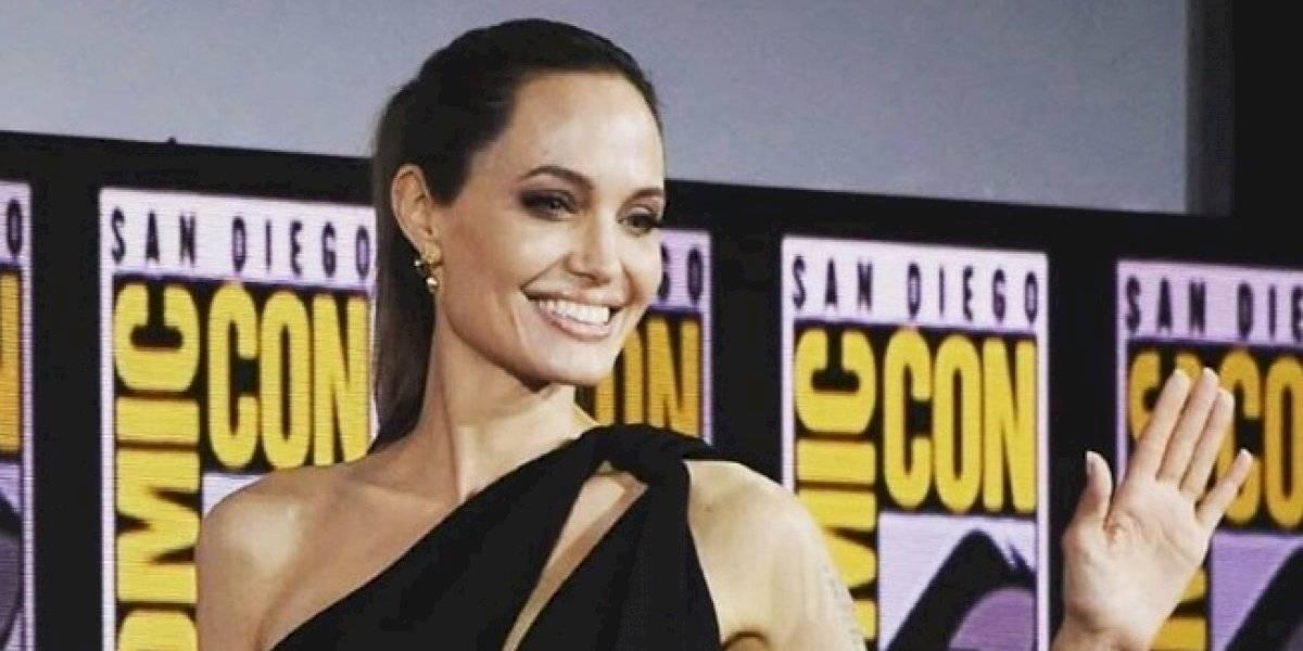 """Angelina Jolie confirmó que será parte de """"The Eternals"""" junto a Richard Madden, Salma Hayek y Kumail Nanjian"""