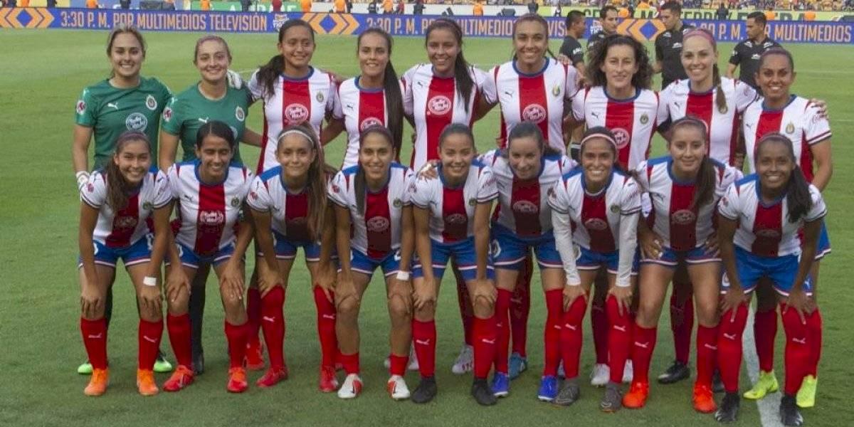 Chivas femenil va por su primer triunfo del Apertura 2019