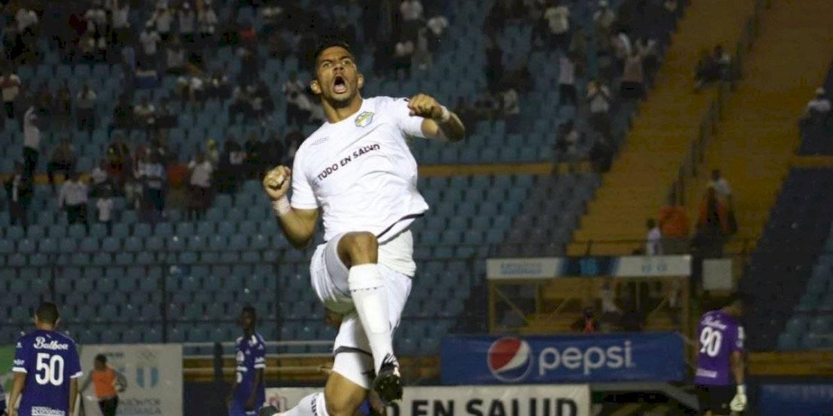 Comunicaciones jugará semifinal de la Copa Premier Centroamericana