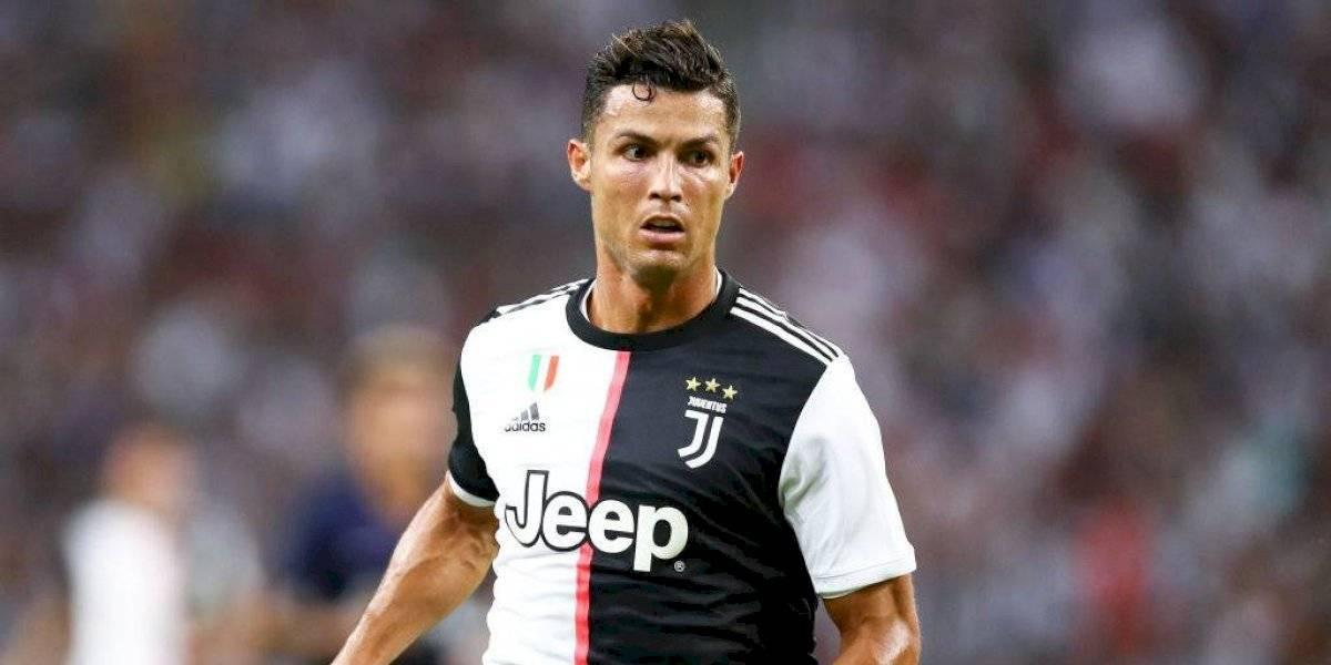 VIDEO: El gesto de Cristiano Ronaldo al ver a un rival imitar su festejo