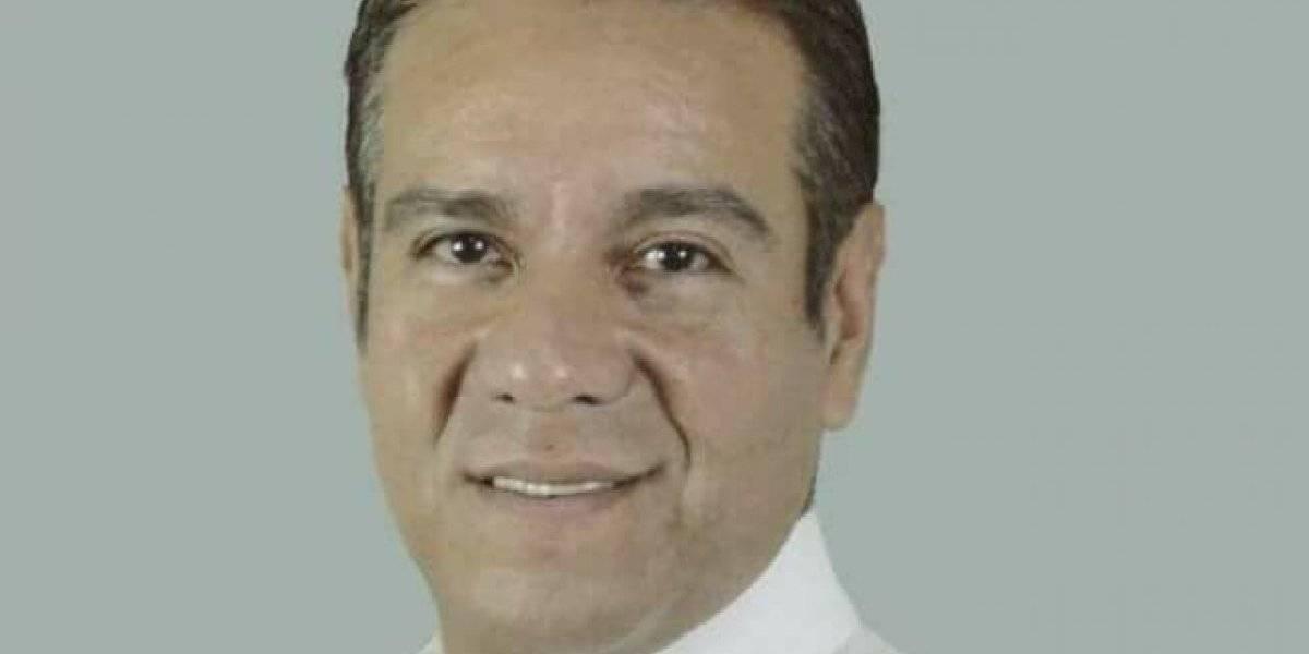 Líder panista desaparecido en Benito Juárez ya está con su familia