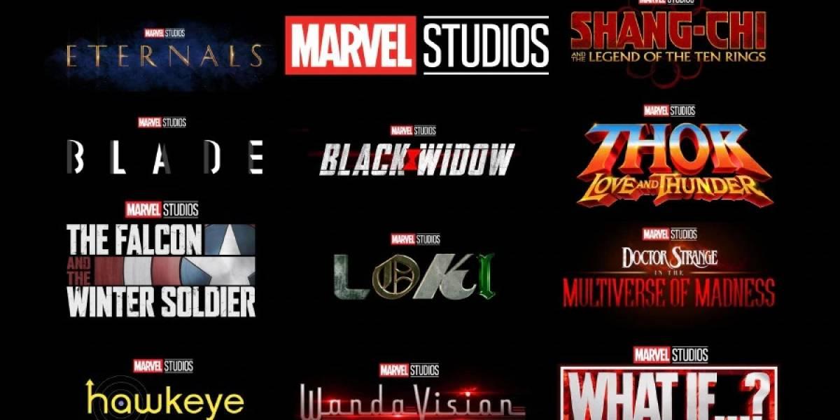 Fase 4 del MCU: estas son todas las películas y series planeadas por Marvel Studios