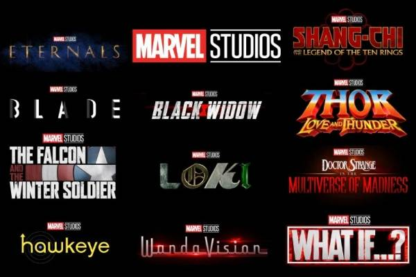 Fase 4 del MCU: estas son todas las películas y series ...
