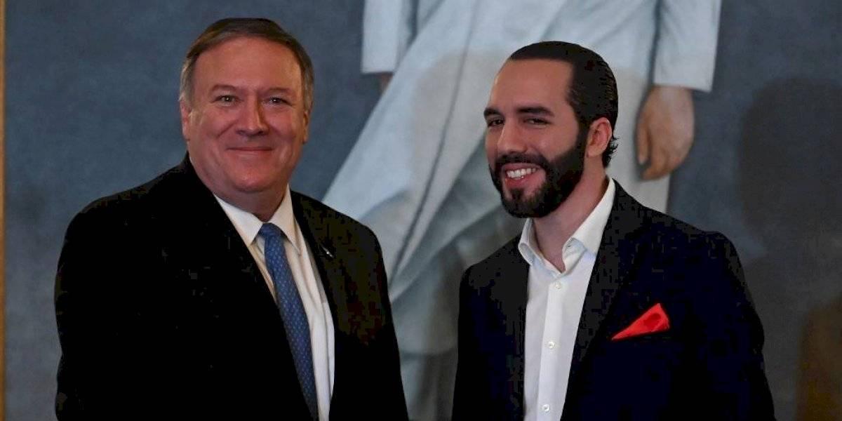 EE. UU. y El Salvador fortalecen cooperación frente a migración irregular