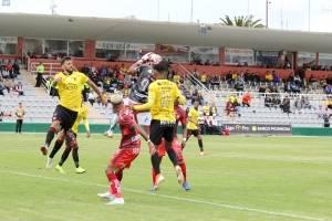 Barcelona SC cayó 5-1 ante Mushuc Runa en Ambato