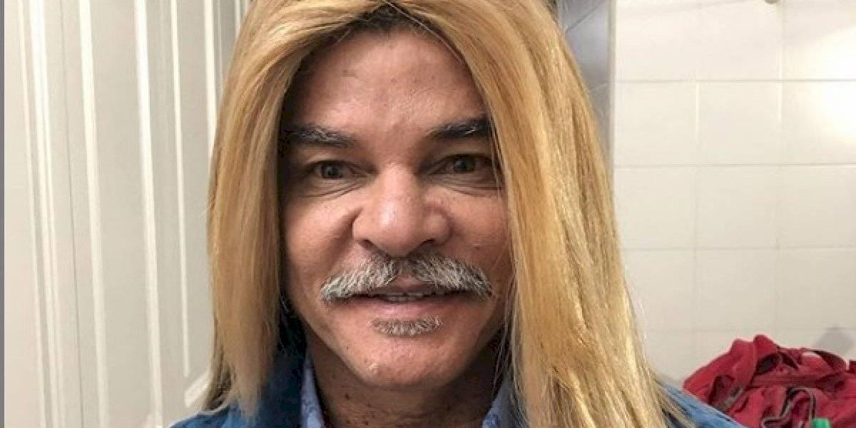 ¿Qué pasó? Carlos 'Pibe' Valderrama ¡se alació el cabello!