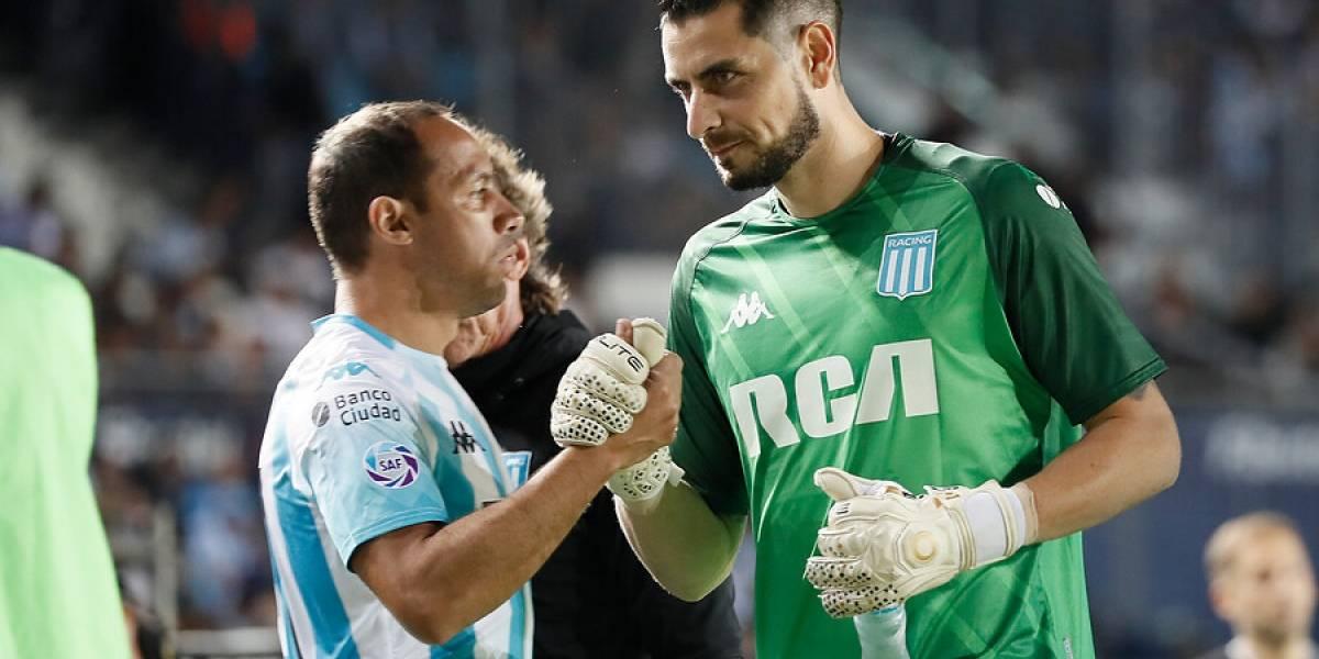 Racing de los chilenos fue eliminado por equipo de tercera división en la Copa Argentina