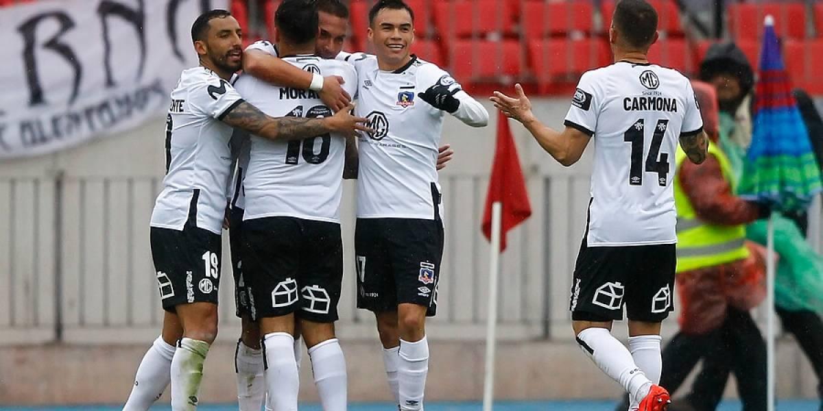 Colo Colo ni se despeinó para volver a golear a Barnechea y avanzar en Copa Chile