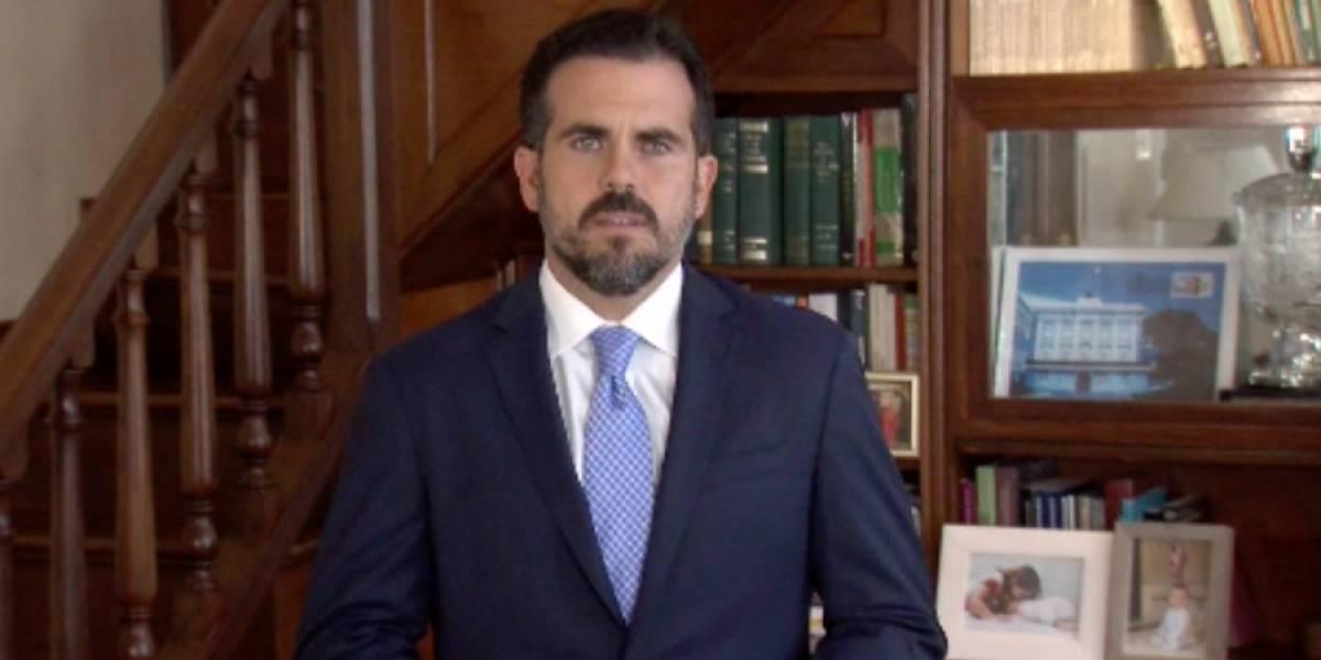 VIDEO. Gobernador de Puerto Rico renuncia a la reelección en medio de crisis política