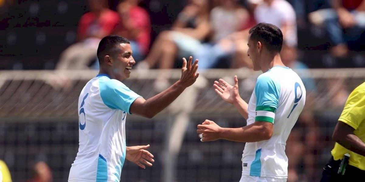 VIDEO. Guatemala con victoria ante Costa Rica que no le sirve de nada