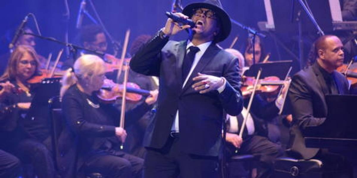 Sergio Vargas cumplió su sueño de cantar sinfónico