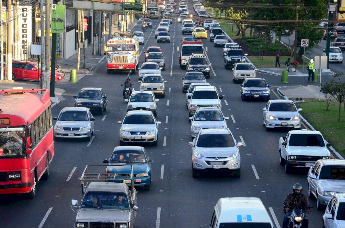 Tráfico, vehículos
