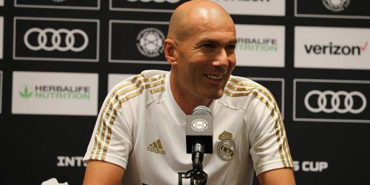 VIDEO. Zidane le muestra la puerta de salida a Bale de una forma cruel