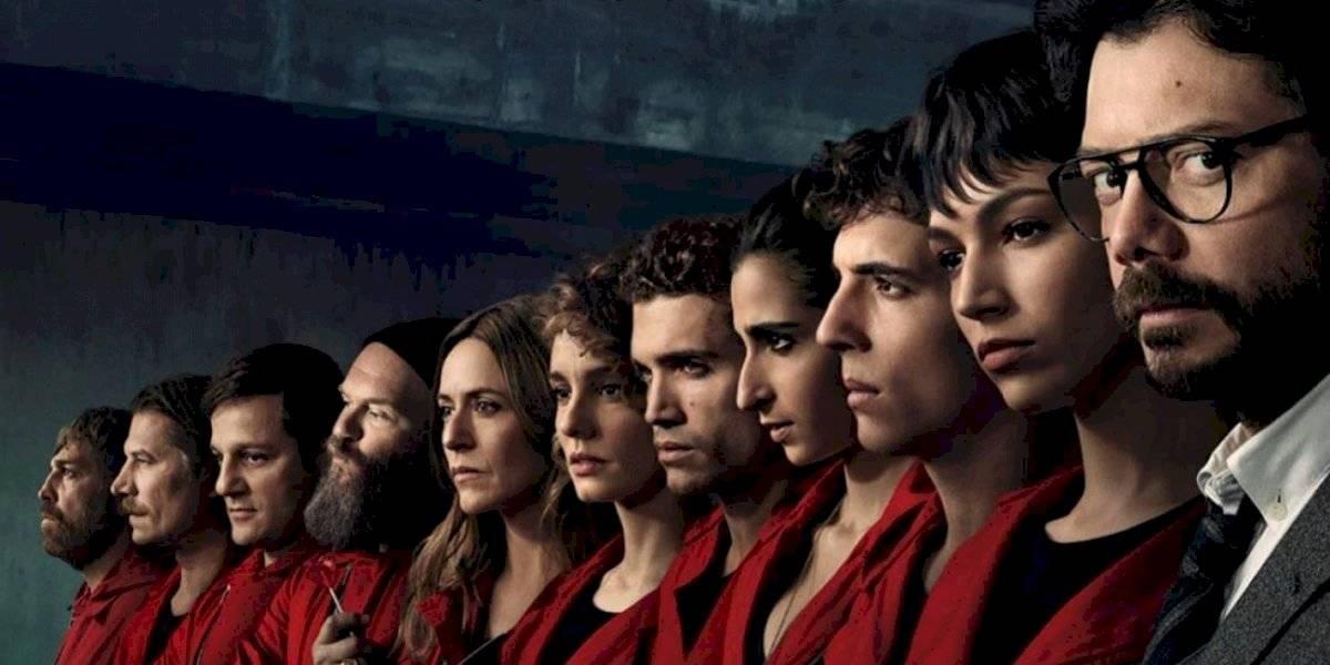 La Casa De Papel: Dois novos atores são confirmados no elenco da última parte da série