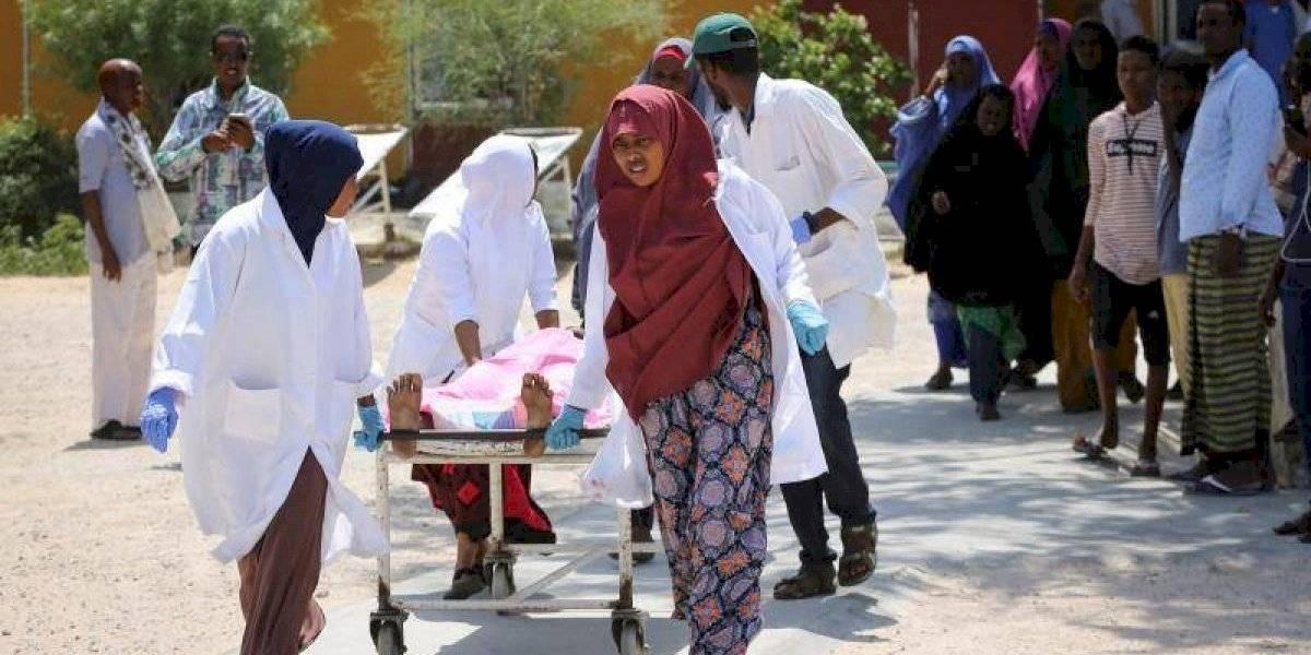 Al menos 19 muertos y 23 heridos por un ataque en la capital de Somalia