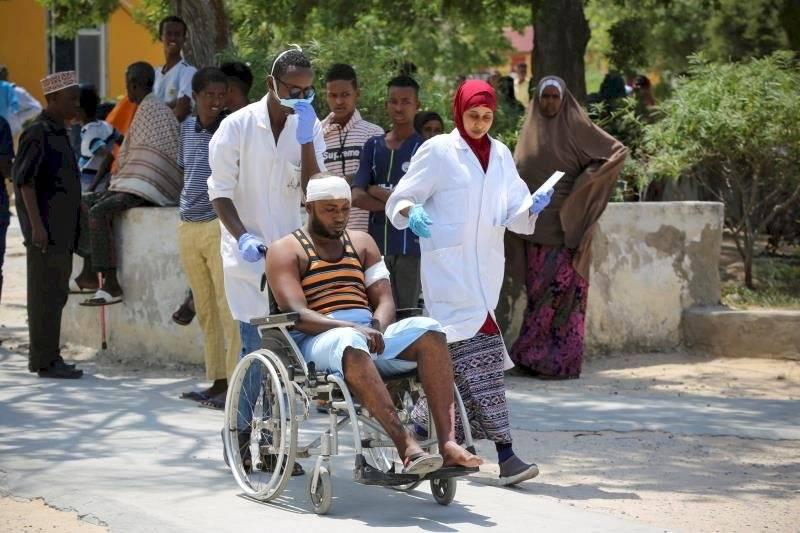 Ataque bomba en Somalia