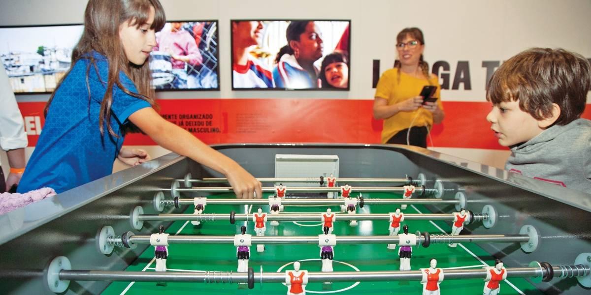 Museu do Futebol tem programação especial para terça de Carnaval