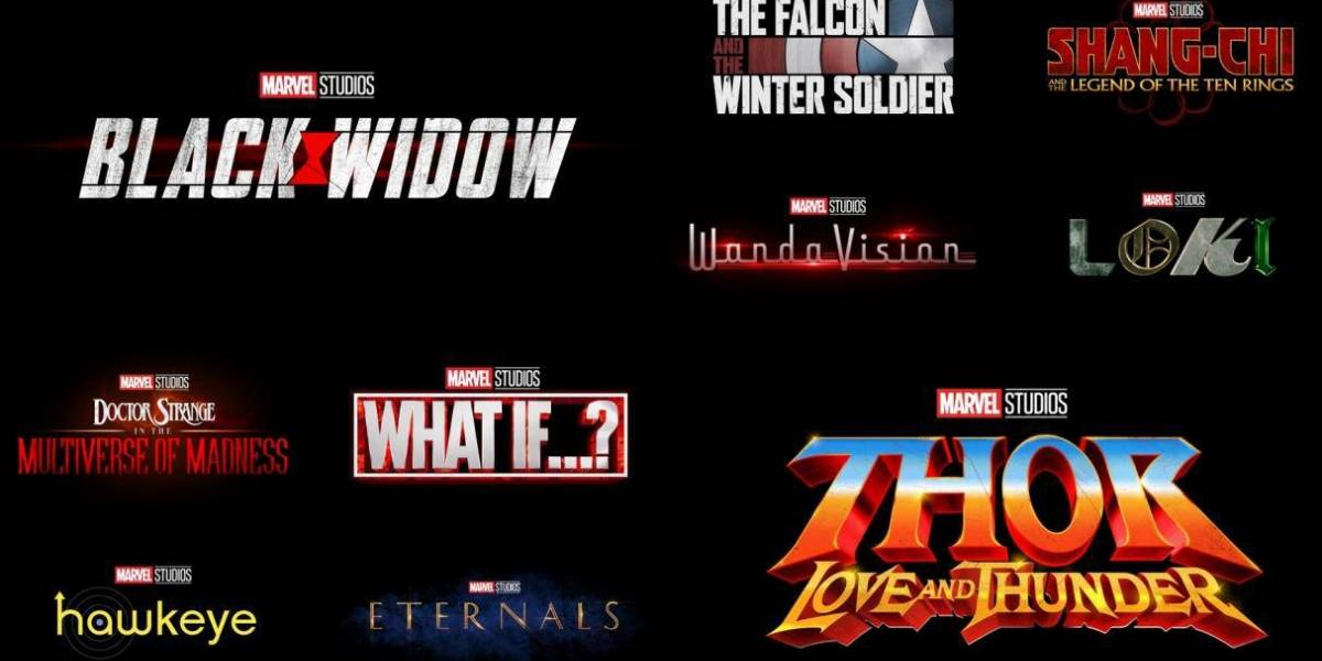 Marvel reveló las películas que estrenarán en 2020 y 2021