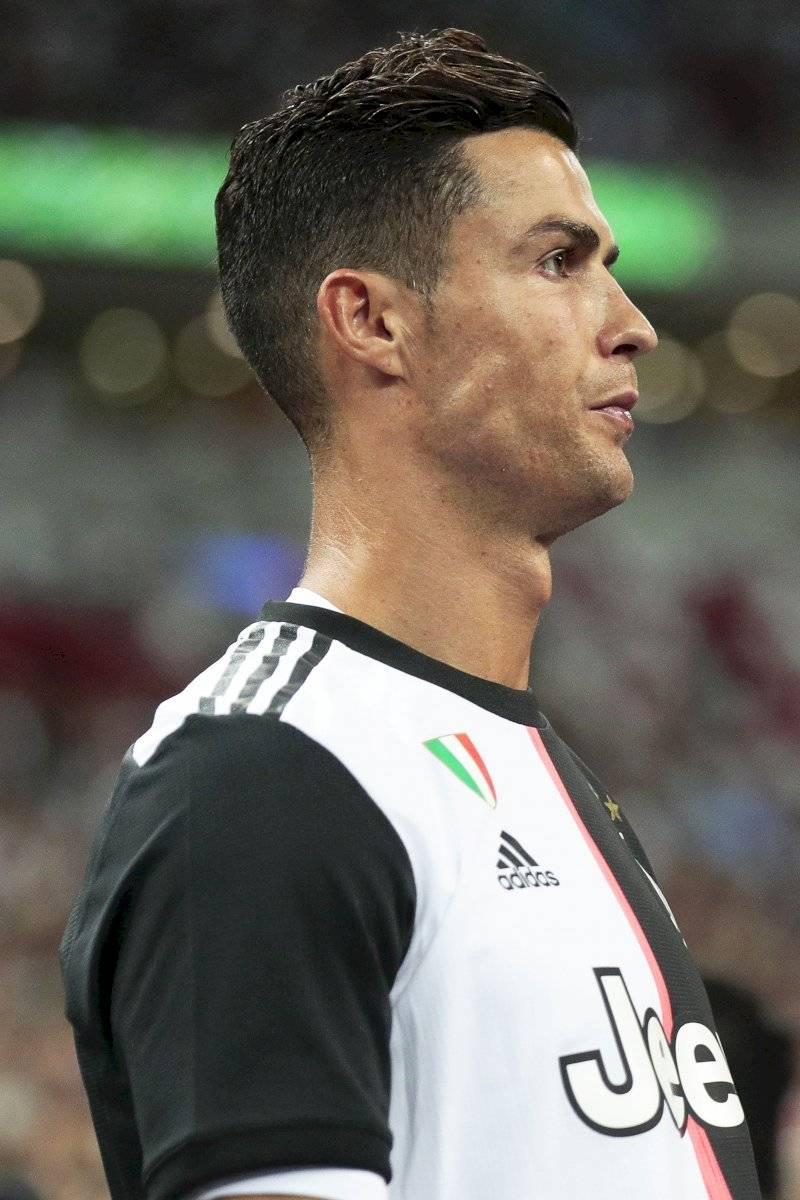 Cristiano Ronaldo EFE