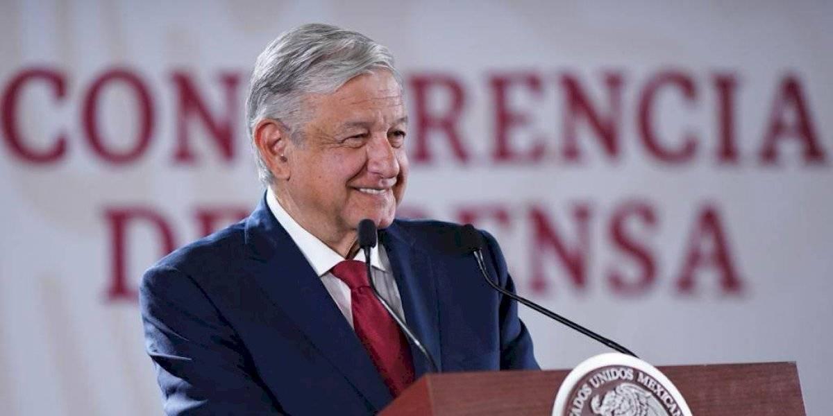 """""""Ya dormí anoche aquí"""", responde AMLO sobre mudanza a Palacio Nacional"""
