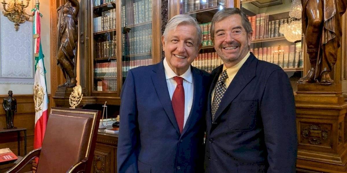 Celebra AMLO candidatura de México al Consejo de Seguridad de la ONU