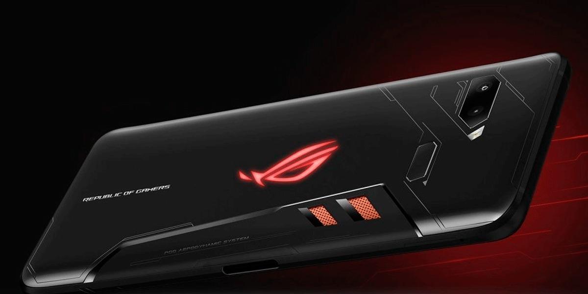 ASUS anuncia su espectacular ROG Phone II