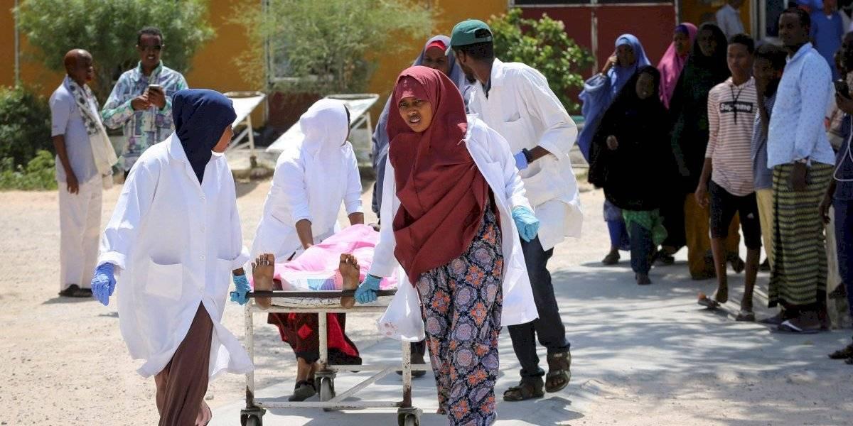 Ataque suicida cobra la vida de 17 personas en Somalia