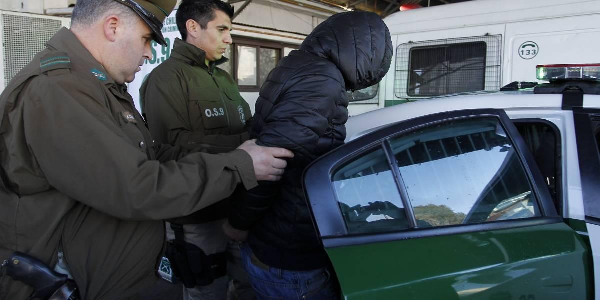 Carabineros captura a hombre de 74 años que se encontraba prófugo: tenía orden de detención por abusar sexualmente de su nieta